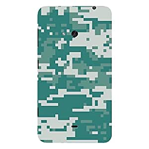 Skin4gadgets CAMOUFLAGE PATTERN 2 Phone Skin for LUMIA 625