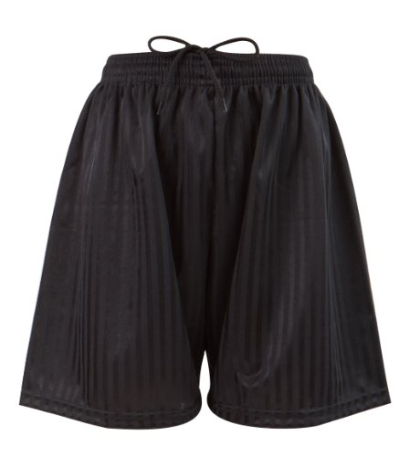 School Football Shorts art no 7210 (26/28, BLACK)