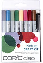 Copic Markers Ciao Craft Kit Natural