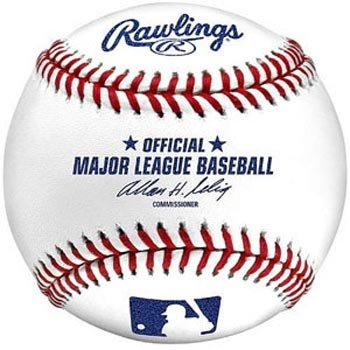 Rawlings Official Major League Baseballs (Quantity of 12)