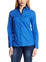 POLO CLUB Camisa Mujer Balsares (Azul)