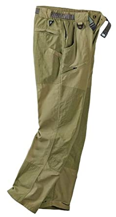 Bushwacker Weatherpants - Sun Protection and Insect Repellent Pants by Sun Grubbies