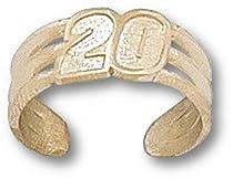 Logoart Joey Logano 10K Number Toe Ring