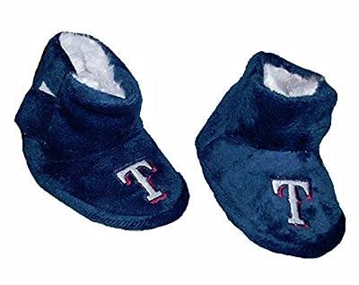 Texas RANGERS BABY BOOT/Infant MLB SLIPPERS