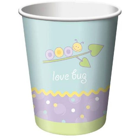 Love Bug Paper Cups - 1