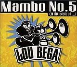 echange, troc Lou Bega - Mambo No. 5