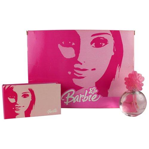 Barbie For Girls - Gift Set - EDT Spray 1.3oz Perfume & Barb