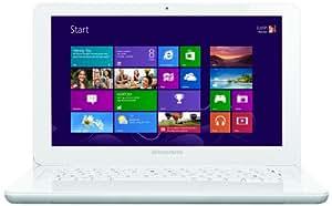 Lenovo Ideapad S206 11.6-inch Laptop (White) - (AMD Dual Core E300 1.3GHz Processor, 4GB RAM, 320GB HDD, WLAN, Webcam, Windows 8)