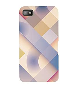 printtech Abstract Pattern Back Case Cover for BlackBerry Z10