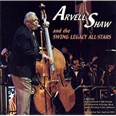 "Featured recording ""Arvell Shaw & The Swing Legacy..."""