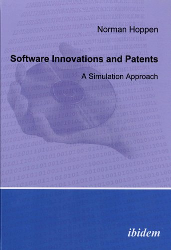 Software Innovations and Patents – a Simulation Approach
