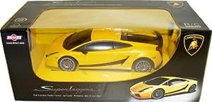Lamborghini Gallardo Superleggera Radio Controlled 1/24 Scale Car - Colour may vary - (Officially Licenced)