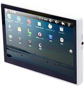 マウスコンピューター Lyumo AD501 16GB ホワイト [5型WiFi対応 Android OS搭載] AD501-16GB-WHT