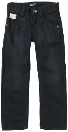 MEXX Jeans  Droit Garon - Noir - Schwarz (006) - FR : 4 ans (Taille fabricant : 104)
