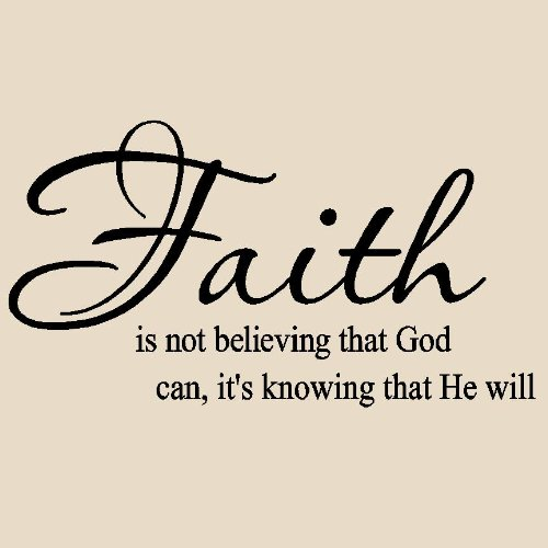Faith in GodQuotes About Believing In God And Having Faith