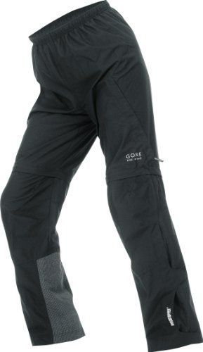 Gore Bike Wear Men's Path Windstopper Active Shell Pants - Black, Large
