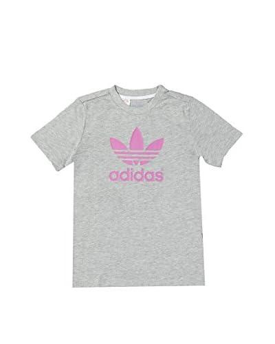 adidas Kinder T-Shirt J Trefoil Tee G