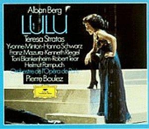 Alban Berg, Pierre Boulez, Teresa Stratas, Orchestre de l