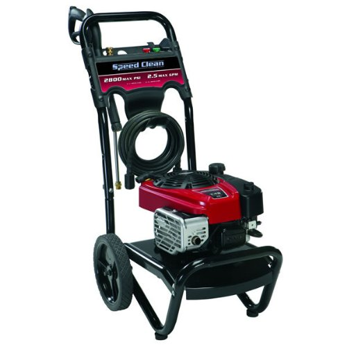 Briggs and Stratton Pressure Washer 2800 PSI 2.5GPM 190cc OHV Engine