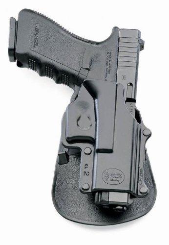 Fobus Standard Holster Left Hand Hand Paddle GL2LH Glock 17 19 22 23 31 32 34B0000C52LF : image