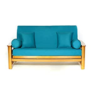 ls covers teal full futon cover full size