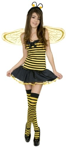 Girl's Honey Bee Costume