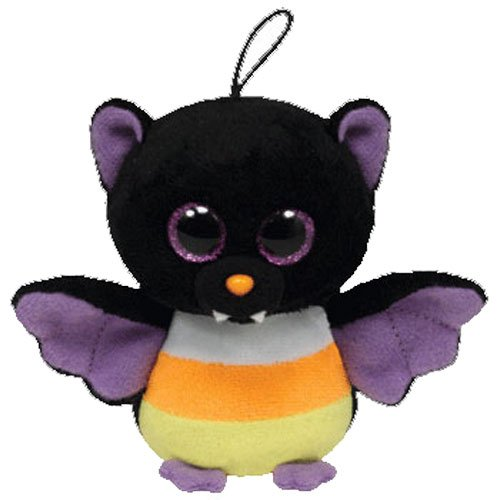 Ty Halloweenie Beanie Radar - Bat