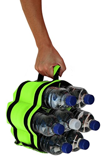 The Original StubbyStrip Beverage Holder- High Quality Neoprene Bottle or Can Holder- Perfect for Camping, Tailgating, BBQ's, Sporting Events and More