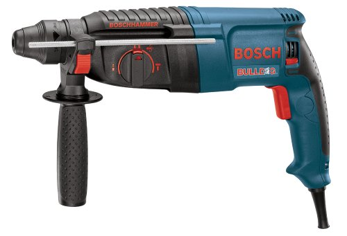 Black Friday Deals Bosch 11253VSR BULLDOG Xtreme 1-Inch SDS-plus Pistol-Grip Rotary Hammer