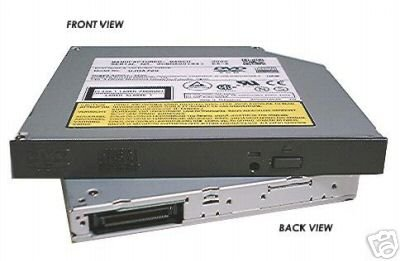 CD-RW drive 52x24x52x IDE 5.25 MAD DOG DOMINATOR MD-52XCDR internal