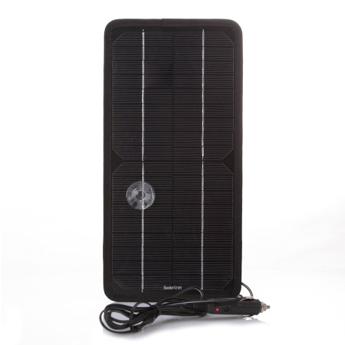Koolertron Multi-Purpose Solar Panel Battery Charger Car Auto RV motorbike 8.5W 12V (Multi Purpose Car Battery Charger compare prices)