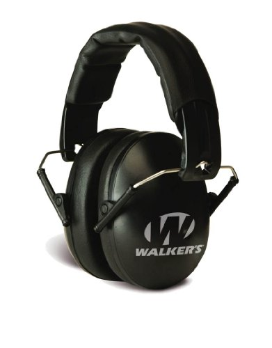 Brand New Walkers Game Ear Youth & Women Folding Muff Black