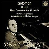 Mozart: Piano Concertos Nos. 15, 23 & 24
