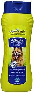 FURminator deShedding Ultra Premium Shampoo, 16-Ounce