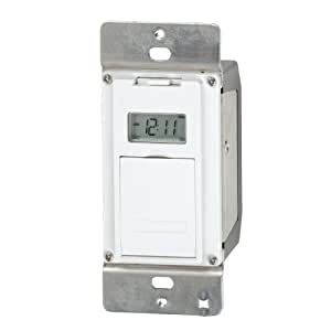 Intermatic ej500c indoor digital wall switch timer switch timer for wall for Does lowes sell swimming pool supplies
