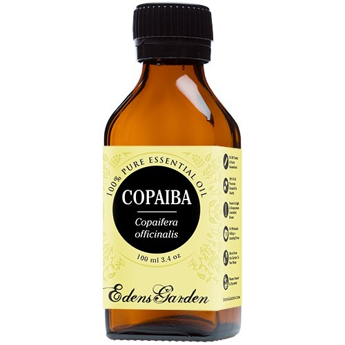 Copaiba 100% Pure Therapeutic Grade Essential Oil by Edens Garden by Edens Garden- 100 ml