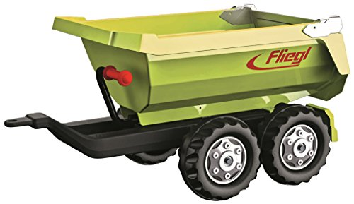 Rolly Toys 12 506 7 Remorque basculante Fliegl pour tracteurs Rolly Toys