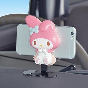 セイワ(SEIWA)車用携帯電話ホルダー マイメロディ スマートフォンスタンド MM23