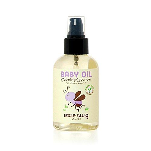 Little Twig Baby Oil Lavender - 4 oz - 1