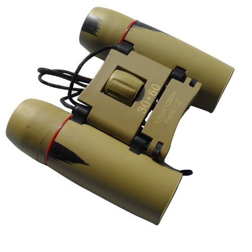 Bial 30X60 Spotting Scope Rotate The Focusing Telescopes Binoculars For Birds/Hunting/Camping/Hiking Armoring (Camouflage)