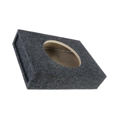 "Atrend 10Sme B Box Series Single Shallow Mount Sealed Enclosure (10"") - Enclosures & Boxes"