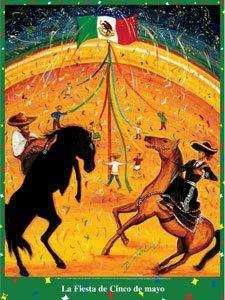 Cinco De Mayo- La Fiesta Poster