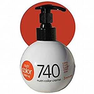 Professional Nutri Colour Creme by Revlon 740 Copper 250ml
