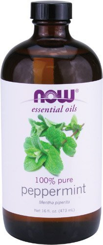 NOW Foods Peppermint Oil, 16 ounce by NOW Foods