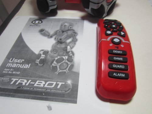 Wowwee Tribot Talking Companion Remote Only (Wow Wee Tribot Talking Robot compare prices)