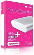 Mega Power+ 10400 mAh USB Power Bank