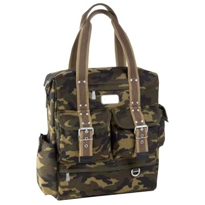 Camouflage Oxio Camoulux Laptop Tote