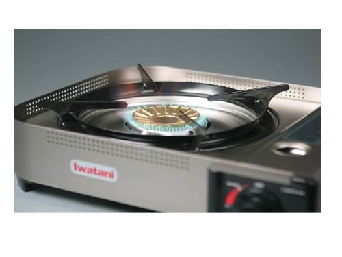 Iwatani Corporation of America 35FW Portable Butane Stove Burner