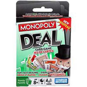 MONOPOLY DEAL CARDS AMAZON