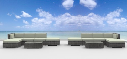 Urban Furnishing - LAGUNA 12pc Modern Outdoor